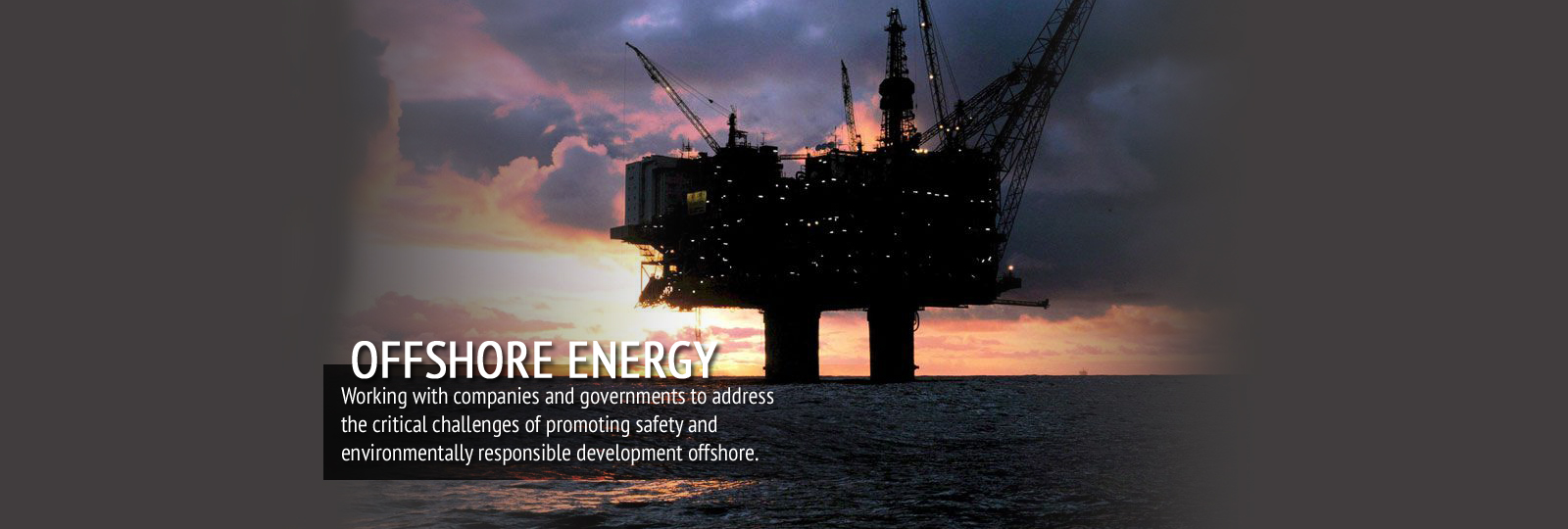 Slide 3 – Offshore Energy